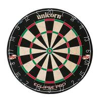 Sisal Dartscheibe Unicorn Bristle Dartboard Eclipse, 054722794037