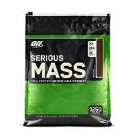 Weight Gainer Optimum Nutrition Serious Mass Gainer, Chocolate, 5,45 kg