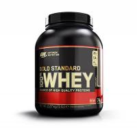 Whey Protein Optimum Nutrition 100% Whey Gold Standard Protein Double Rich Chocolate, 1er Pack (1 x 2273 g)
