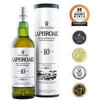 Whisky Laphroaig Islay Single Malt Scotch Whisky 10 Jahre (1 x 0.7 l)