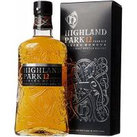 Single Malt Whisky Highland Park Single Malt Scotch Whisky 12 Jahre (1 x 0.7 l)
