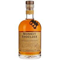 Single Malt Whisky Monkey Shoulder Triple Malt Scotch Whisky (1 x 0.7 l)