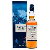 Single Malt Whisky Talisker 10 Jahre Single Malt Scotch Whisky (1 x 0.7 l)