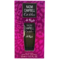 Naomi Campbell Parfum Naomi Campbell Cat Deluxe at Night Eau de Toilette Natural Spray, 15 ml