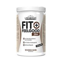 Astronautenkost Layenberger Fit+Feelgood Slim Mahlzeitersatz Schoko-Nuss, 1er Pack (1 x 430g)