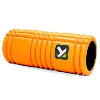 Pilates Rolle Trigger Point Foamroller Grid - Mit kostenlosen Online-Videos