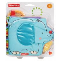 Mattel Fisher-Price T9239 - Baby-Zoo Büchlein
