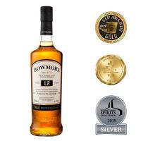 Connemara Whisky Bowmore Islay Single Malt Scotch Whisky 12 Jahre (1 x 0.7 l)