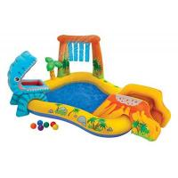 Intex Play Center Dinosaur, Mehrfarbig, 249 x 191 x 109 cm