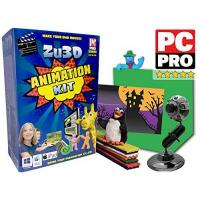 2D-Animation Software Zu3D animation set für Windows St. und Apple Mac OS X: komplett stop-motion animation Set