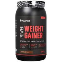 Weight Gainer Body Attack Power Weight Gainer Chocolate, 1er Pack (1 x 1.5 kg)