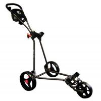 Golf Trolleys Longridge Uni Golf Trolley Eze Glide Cruiser, Schwarz