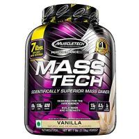 Weight Gainer Muscletech Mass-Tech - Vanilla, 1er Pack (1 x 3.2 kg)