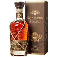Cognac Plantation Barbados Extra Old 20th Anniversary