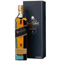 Johnnie Walker Whisky Johnnie Walker Blue Label Blended Scotch Whisky mit Geschenkverpackung (1 x 0.7 l)
