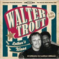 Ledermöbel Luther's Blues - Tribute to Luther Allison [Vinyl LP]
