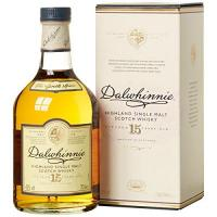 Connemara Whisky Dalwhinnie 15 Jahre Highland Single Malt Scotch Whisky (1 x 0.7 l)
