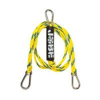 Towables für Wasserski Jobe Leinen Water Sports Bridle without Pully 8 ft, yellow, One Size, 210207001PCS