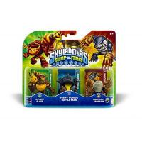 Skylander-Figuren Skylanders Swap Force - Battle Pack (Bumble Blast, Terrafin, Caultron)