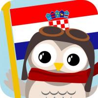Vokabeltrainer-App Gus on the Go: Kroatisch für Kinder