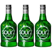 Sourz Apple Likör (3 x 0.7 l)