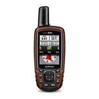 GPS-Gerät Garmin GPSMAP 64s Navigationshandgerät, barometrischer Höhenmesser, GPS und GLONASS Kompatibilität, Live Tracking, Smart Notification, 2,6 Zoll (6,6cm) Farbdisplay