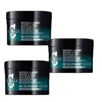Eishockey Torhüter-Masken TIGI CATWALK OATMEAL & HONEY Mask 200gr (3 PIECES)