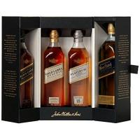 Johnnie Walker Whisky Johnnie Walker Collection Pack Blended Scotch Whisky (4 x 0.2 l)