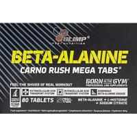 Beta Alanin Olimp Beta-Alanine Carno Rush 80 Tabletten, 1er Pack (1 x 138 g)