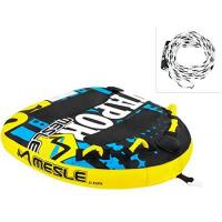 Towable MESLE Tube Package Vapor 60'', 2-Personen Towable, 152 x 145 cm, incl. Zugleine