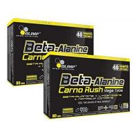 Beta Alanin Olimp Beta-Alanin Carno Rush 160 Tabletten, 2er Pack á 80 Tabs. (2 x 142,4g)