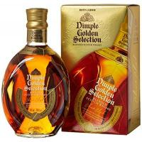 Grain Whisky Dimple Golden Selection Blended Scotch Whisky (1 x 0.7 l)