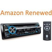 Autoradio Sony MEX-N5100BT Autoradio (CD-Player, NFC, Bluetooth, USB/AUX, Apple iPod/iPhone Control, 4x 55 Watt) inkl. externe Mikrofon schwarz