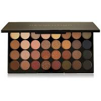 Make-Up Palette Makeup Revolution Shimmers And Matte Nudes Ultra 32 Eyeshadows Flawless Palette