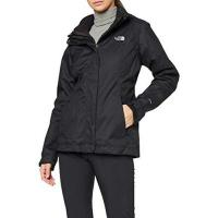 Doppeljacke The North Face Damen Doppeljacke Evolve II Triclimate, schwarz, S, T0CG56
