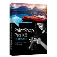 Bildbearbeitungsprogramm Corel PaintShop Pro X8 Ultimate