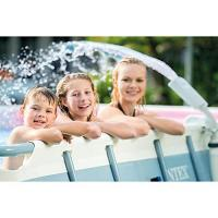 Pooldusche Intex Multi-Color LED Wasserfontäne 28089