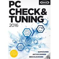 PC-Tuning Software MAGIX PC Check & Tuning 2016 [Download]