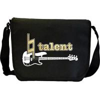 Bass Komplett-Stacks Bass Guitar Natural Talent - Sheet Music Document Bag Musik Notentasche MusicaliTee