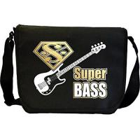 Bass Komplett-Stacks Bass Guitar Super Strings - Sheet Music Document Bag Musik Notentasche MusicaliTee