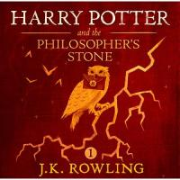 Harry-Potter-Hörbücher Harry Potter and the Philosopher's Stone, Book 1