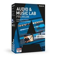 Audio Software MAGIX Audio & Music Lab 2017 Premium - der Audio Converter zum optimalen Audio bearbeiten