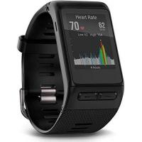 GPS Uhr Garmin vivoactive HR Sport GPS-Smartwatch - integrierte Herzfrequenzmessung am Handgelenk, diverse Sport Apps, Smart Notification, Activity Tracker, 1,5 Zoll (3,8cm) Farbdisplay