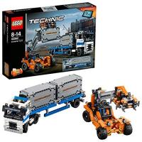 Modell-Bauset Lego Technic 42062 - Container Transport