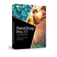 Bildbearbeitungsprogramm PaintShop Pro X9 ULTIMATE DE