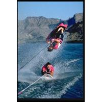 370000 Kneeboard Stunt Flip A4 Photo Poster Print 10x8
