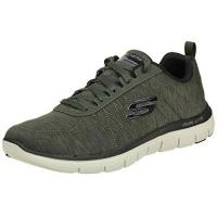 Skechers Flex Advantage 2.0-Chillston 52186/OLV Herren Schnürhalbschuh