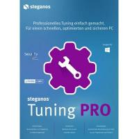 PC-Tuning Software Steganos Tuning PRO - Professionelles Tuning leicht gemacht! Windows 10|8|7 [Download]