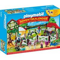 Adventskalender für Kinder Playmobil 9262 - Adventskalender Reiterhof