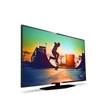 Webbrowser Philips 55PUS6162/12 108cm (55 Zoll) LED (4K Ultra HD, Triple Tuner, Smart Fernseher)
